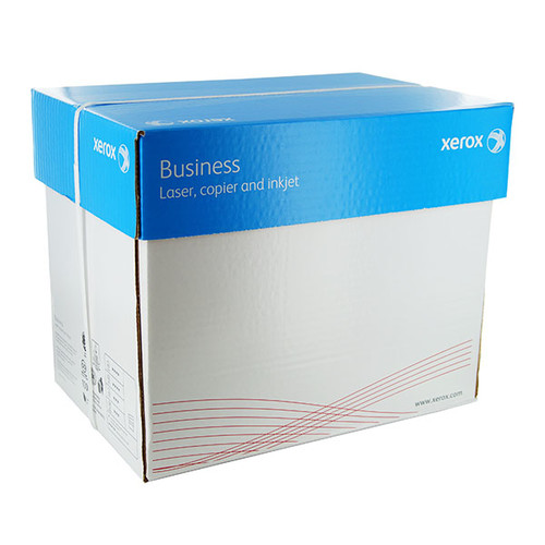Kopierpapier Xerox Business A4 80g 4-fach gelocht Quick Pack weiß ECF EU-Ecolabel 150CIE (PACK=2500 BLATT) Produktbild