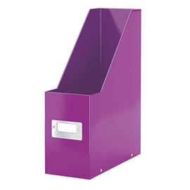 Stehsammler Click&Store 103x330x253mm violett Hartpappe PP Leitz 6047-00-62 Produktbild