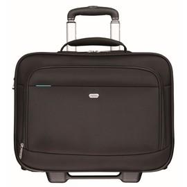 """Notebooktrolley mit Laptopfach 17"""" 44x22x38cm schwarz Elba 100402219 Produktbild"""