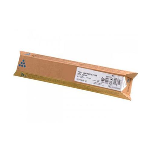 Toner für Aficio MP C2051/C2551 9500 Seiten cyan Ricoh 842064 Produktbild Front View L