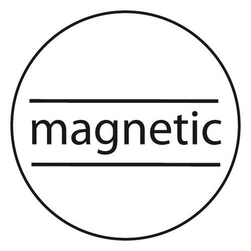 Notizbuch CONCEPTUM Vintage mit Magnetverschluss kariert A5 155x203mm 194 Seiten dark grey Hardcover Produktbild Additional View 9 L