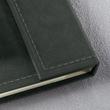 Notizbuch CONCEPTUM Vintage mit Magnetverschluss kariert A5 155x203mm 194 Seiten dark grey Hardcover Produktbild Additional View 7 S