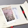 Notizbuch CONCEPTUM Vintage mit Magnetverschluss kariert A5 155x203mm 194 Seiten brown Hardcover Produktbild Additional View 1 S
