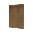 Notizbuch CONCEPTUM Vintage mit Magnetverschluss kariert A5 155x203mm 194 Seiten brown Hardcover Produktbild