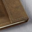 Notizbuch CONCEPTUM Vintage mit Magnetverschluss kariert A5 155x203mm 194 Seiten brown Hardcover Produktbild Additional View 7 S