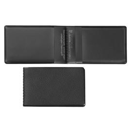 Schutzhüllen DOCUMENTSAFE für 4 Karten 100x65mm schwarz Veloflex 3272800 Produktbild