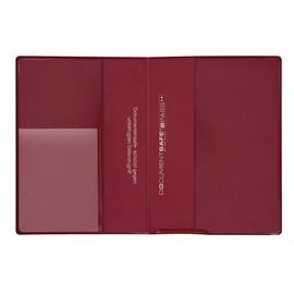 Schutzhüllen DOCUMENTSAFE für ePass++ für Reisedokumenten 100x135mm schwarz Veloflex 3258800 Produktbild