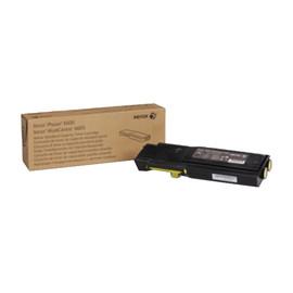 Toner für Phaser 6600/6605 2000Seiten yellow Xerox 106R02247 Produktbild