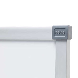 Wandtafel Classic 120x90cm weiß magnetisch Nobo 1902643 Produktbild