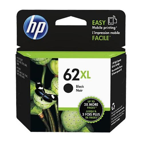 Tintenpatrone 62XL für HP Envy 5600/ Office Jet 5740 12ml schwarz HP C2P05AE Produktbild Front View L