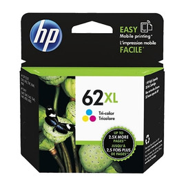 Tintenpatrone 62XL für HP Envy 5600/ Office Jet 5740 23ml cyan+magenta+yellow HP C2P07AE Produktbild
