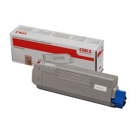 Toner für Oki C610N 6000 Seiten magenta OKI 44315306 Produktbild