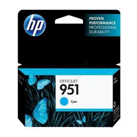 Tintenpatrone 951 für HP OfficeJet 8100 700Seiten cyan HP CN050AE Produktbild