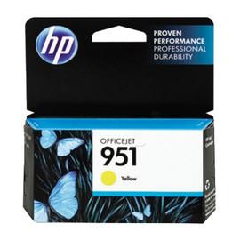 Tintenpatrone 951 für HP OfficeJet 8100 700Seiten yellow HP CN052AE Produktbild