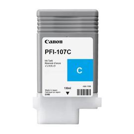 Tintenpatrone PFI-107C für Canon IPF 680/780 130ml cyan Canon 6706b001 Produktbild