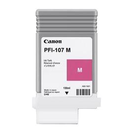 Tintenpatrone PFI-107M für Canon IPF 680/780 130ml magenta Canon 6707b001 Produktbild
