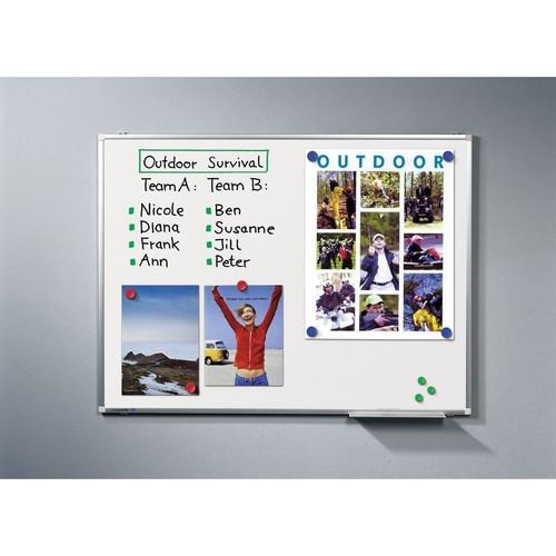 Whiteboard Premium Plus 200x120 cm emailliert Legamaster 7-101075 Produktbild Additional View 2 L