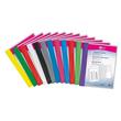 Schnellhefter Veloform Vorderdeckel transparent mit Innentasche A4 überbreit pink PVC Veloflex 4741070 Produktbild Additional View 1 S
