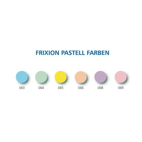 Textmarker mit Radierspitze Frixion Light II SW-FR 3,8mm pastellviolett Pilot 4136068 Produktbild Additional View 3 L