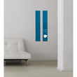 Glas-Magnetboard artverum 120x780x15mm petrolblau inkl. Magnete Sigel GL250 Produktbild Additional View 6 S