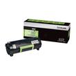 Toner für MX310/410/510 2500Seiten schwarz Lexmark 60F2000 Produktbild