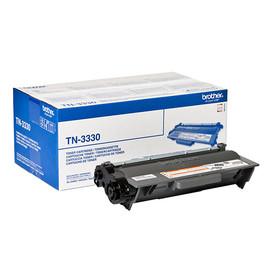 Toner für Brother HL-5440D/5450DW/5470DW 3000Seiten schwarz Brother TN-3330 Produktbild