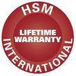 Aktenvernichter SECURIO C16 für 15-17Blatt 5,8mm Streifenschnitt HSM 1901111 (Sicherheitsstufe P-2) Produktbild Additional View 7 S