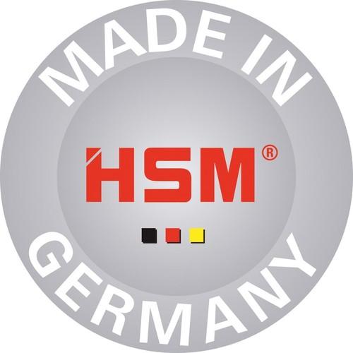 Aktenvernichter SECURIO C16 für 15-17Blatt 5,8mm Streifenschnitt HSM 1901111 (Sicherheitsstufe P-2) Produktbild Additional View 8 L