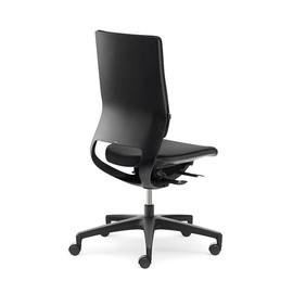 Drehstuhl STANDARD Mera98 ohne Armlehnen Farbe schwarz YN009 Klöber Produktbild