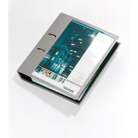 Selbstklebetaschen Pocketfix A4 210x297mm transparent Durable 8096-19 (PACK=25 STÜCK) Produktbild
