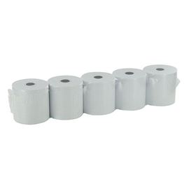 Thermorolle 57mm x 18m x 12mm weiß holzfrei 10803450 (RLL=18 METER) Produktbild