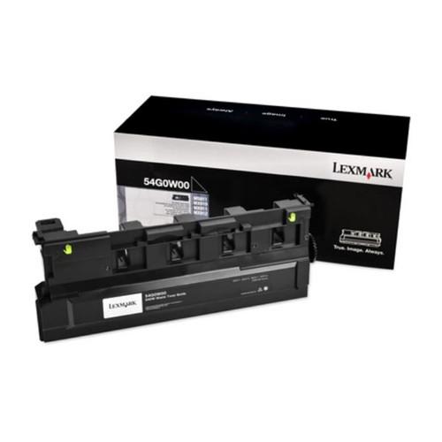 Resttonerbehälter für MS911 90000Seiten Lexmark 54G0W00 Produktbild Front View L
