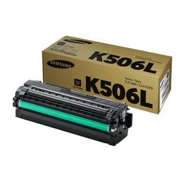 Toner K506L für Samsung CLP680/CLX6260 6000Seiten schwarz SU171A Produktbild