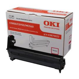 Trommel für C5850/C5950/C560n 20000Seiten magenta OKI 43870022 Produktbild