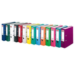 Ordner maX.file protect A4 80mm pink PP Herlitz 11053683 Produktbild Additional View 5 S