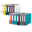 Ordner maX.file protect A4 80mm pink PP Herlitz 11053683 Produktbild Additional View 7 S