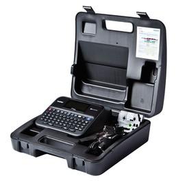 Beschriftungsgerät P-Touch D600VP für TZe-Bänder und USB-Schnittstelle Brother PTD600VPZG1 Produktbild