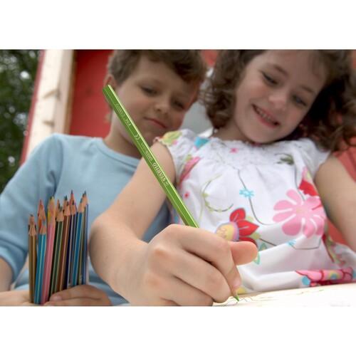 Farbstifte GREENcolors sortiert Stabilo 6019/2-181 (PACK=18 STÜCK) Produktbild Additional View 3 L