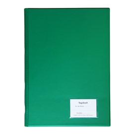 Klassentagebuch mit Hardcovereinband Einbandfarbe grün Maiß 4620-5-H Produktbild