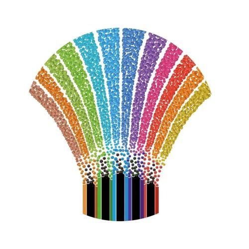 Farbstifte Noris Colour sechskant Kartonetui sortiert Staedtler 185C24 (ETUI=24 STÜCK) Produktbild Additional View 1 L