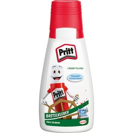 Klebstoff Bastelkleber Mr. Pritt 100g Flasche Pritt 9HPAKC2 (FL=100 GRAMM) Produktbild