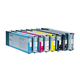 Tintenpatrone T5442 für Epson Stylus Pro 4000/7600 220ml cyan Epson T544200 Produktbild