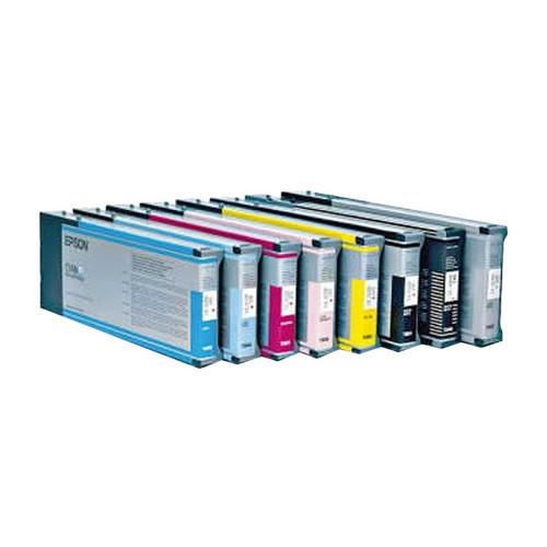 Tintenpatrone T5444 für Epson Stylus Pro 4000/7600 220ml yellow Epson T544400 Produktbild Front View L