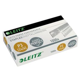 Heftklammern 24/6 Stahl verzinkt Leitz 5570-00-00 (PACK=1000 STÜCK) Produktbild