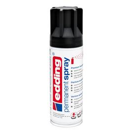 Permanent Spray 5200 200ml tiefschwarz seidenmatt Edding 4-5200901 Produktbild