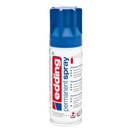 Permanent Spray 5200 200ml enzianblau seidenmatt Edding 4-5200903 Produktbild