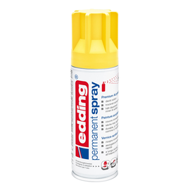 Permanent Spray 5200 200ml verkehrsgelb seidenmatt Edding 4-5200905 Produktbild