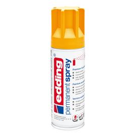 Permanent Spray 5200 200ml sonnengelb seidenmatt Edding 4-5200906 Produktbild