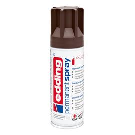 Permanent Spray 5200 200ml schokoladenbraun seidenmatt Edding 4-5200907 Produktbild