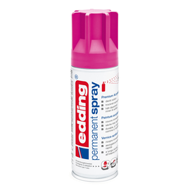 Permanent Spray 5200 200ml telemagenta seidenmatt Edding 4-5200909 Produktbild